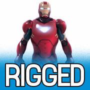 Homem de Ferro 3d model
