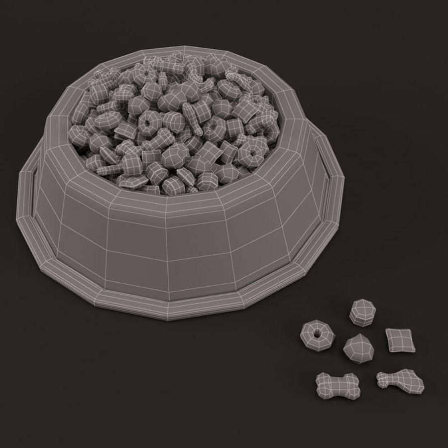 Pet Food 01 royalty-free 3d model - Preview no. 13