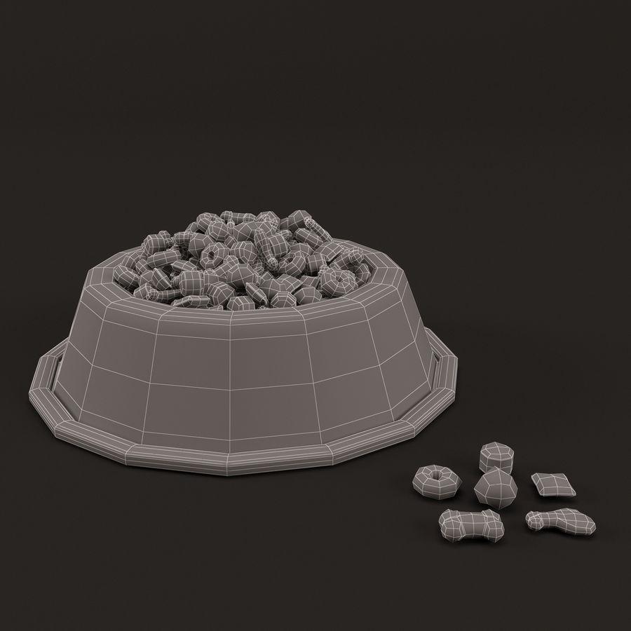 Pet Food 01 royalty-free 3d model - Preview no. 4