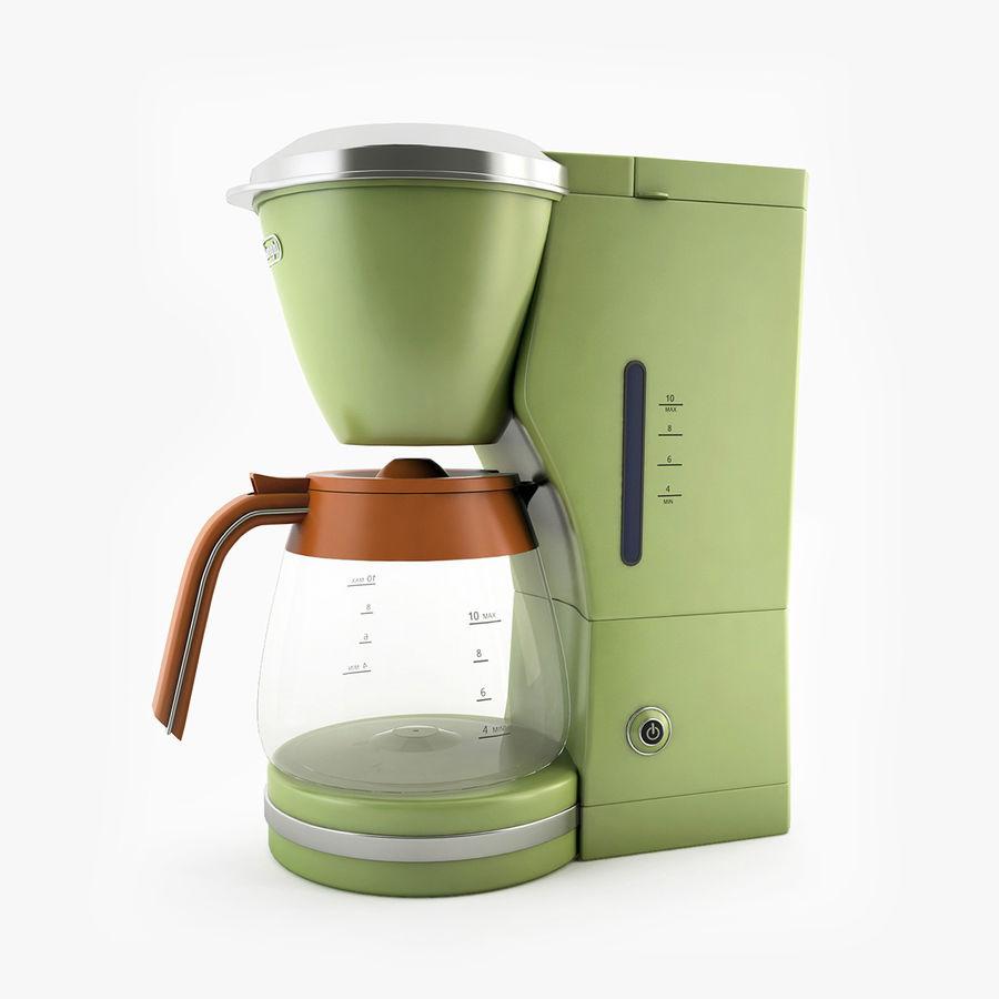 Coffee Machine De Longhi 3d Model 27 Obj Max Fbx Free3d