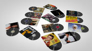 Vinyl Records and Covers 3d model