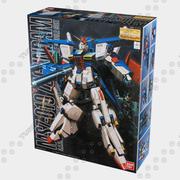 MG MSZ-010 ZZ Gundam (scatola) 3d model