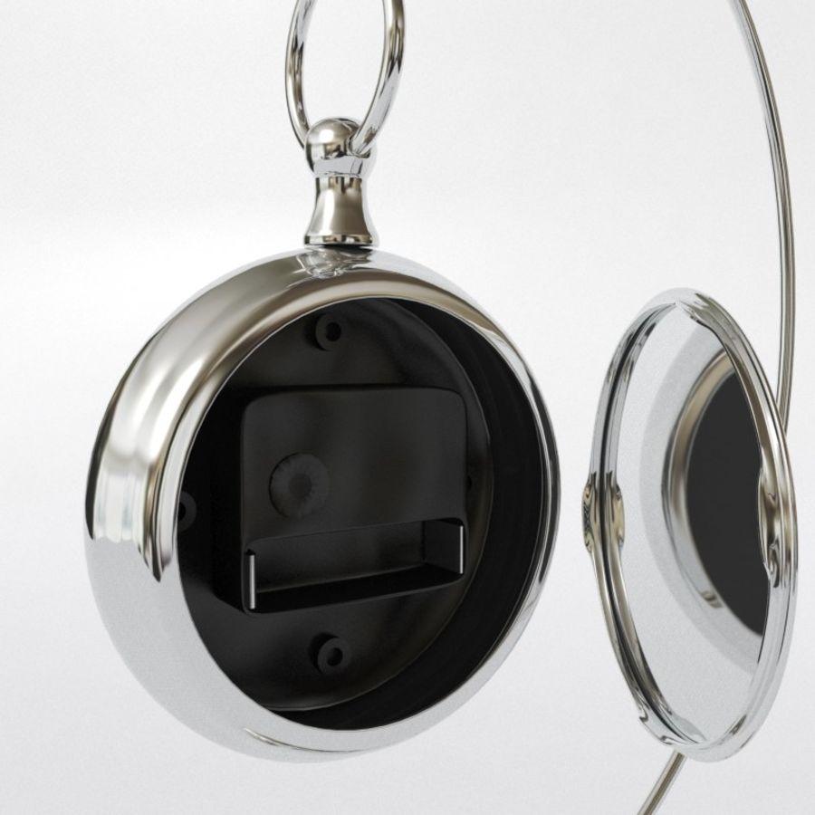 Horloge de table royalty-free 3d model - Preview no. 7