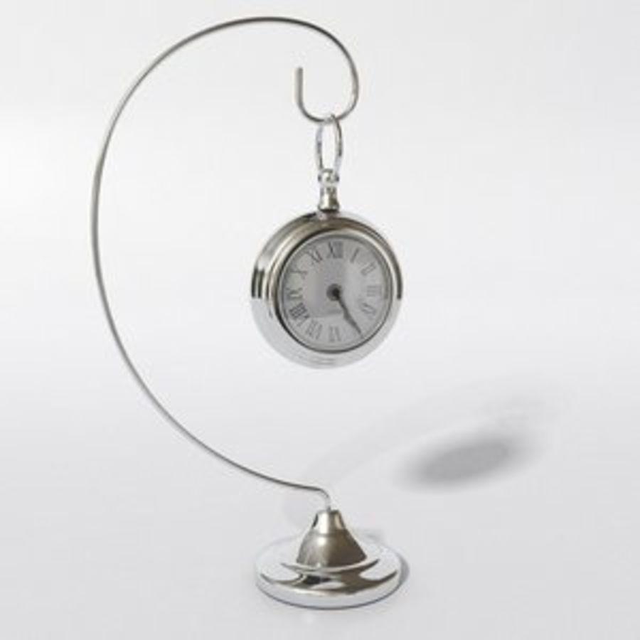 Horloge de table royalty-free 3d model - Preview no. 1