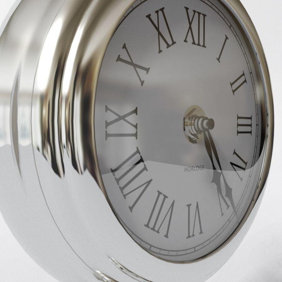 Horloge de table royalty-free 3d model - Preview no. 5