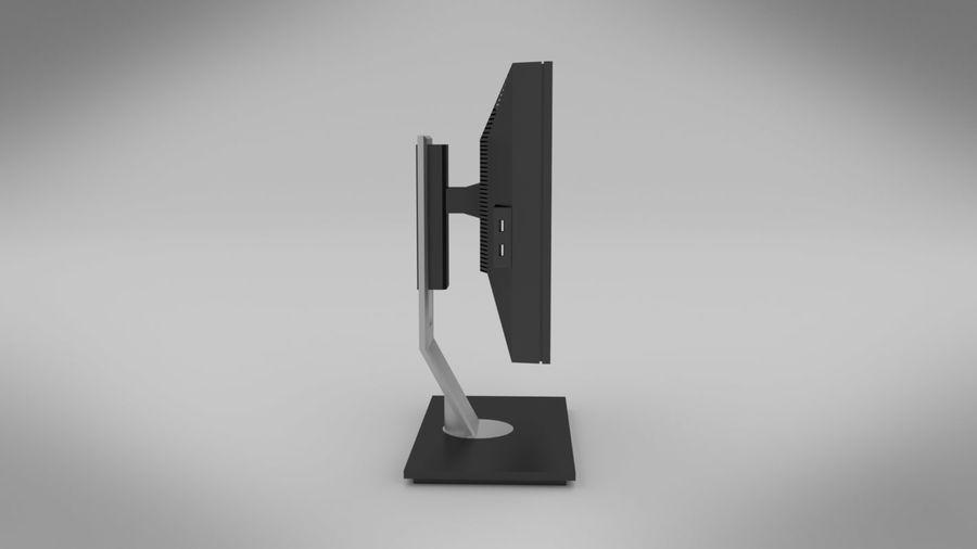 デルモニター royalty-free 3d model - Preview no. 5