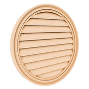 Round Louver 1 - 24 inch 3d model