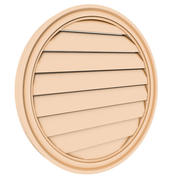 Round Louver 1 - 36 inch 3d model