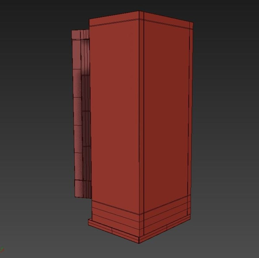 Server royalty-free 3d model - Preview no. 12