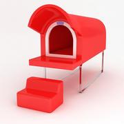 Casa de perro modelo 3d