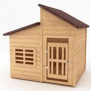 Casinha de cachorro 3d model