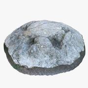 Kamień 2 - Beton 3d model