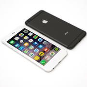 Realistic iPhone 6 3d model