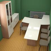 Office 138 3d model