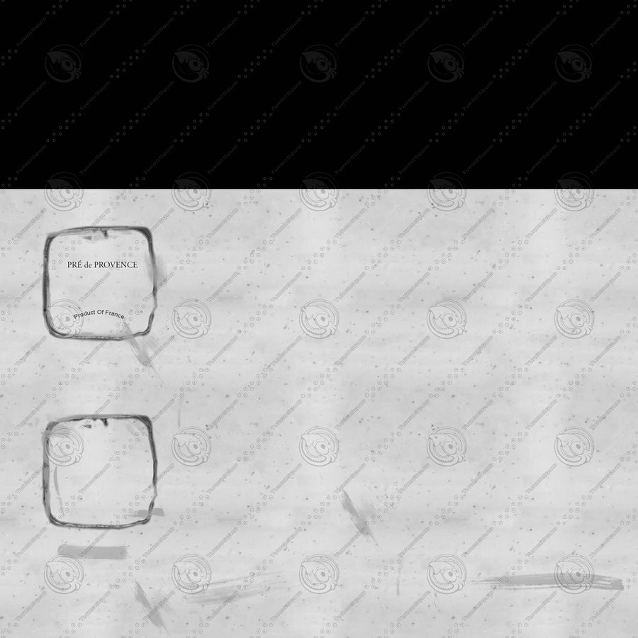 Set da bagno royalty-free 3d model - Preview no. 11