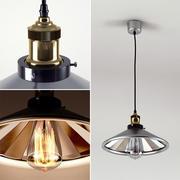lampe suspendue 3d model