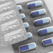 Blister Pills 3d model