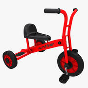 winther tricycle 3d model