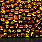 Halloween Kürbisse 3d model