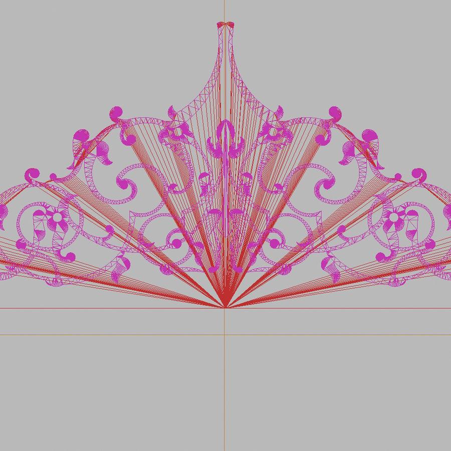 머리맡 1 royalty-free 3d model - Preview no. 12