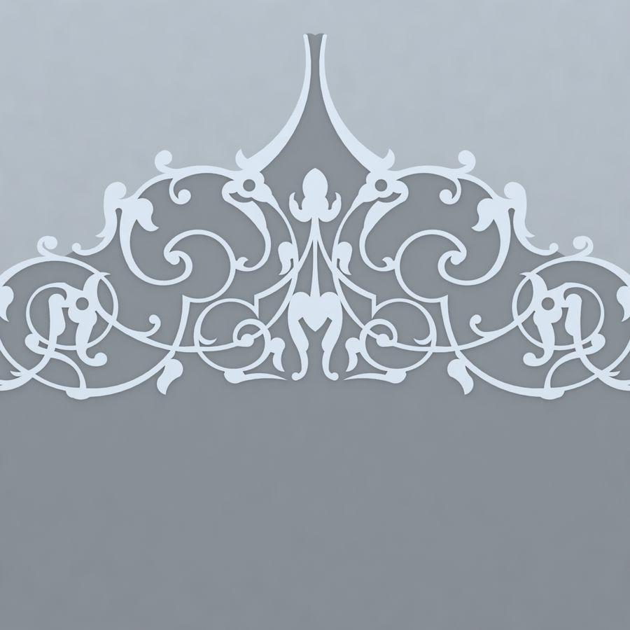 머리맡 1 royalty-free 3d model - Preview no. 4