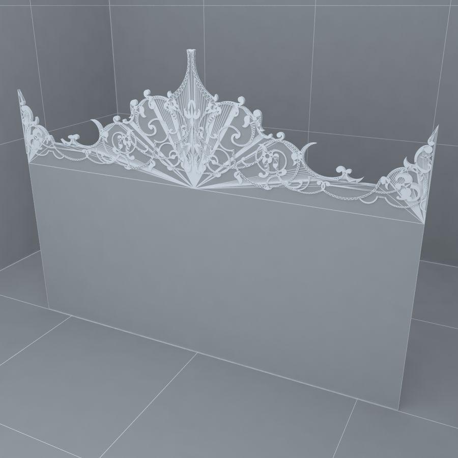 머리맡 1 royalty-free 3d model - Preview no. 7