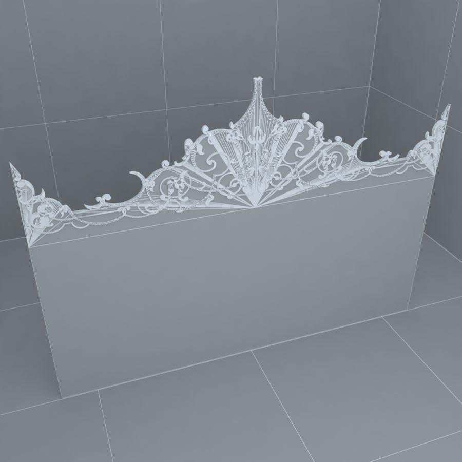 머리맡 1 royalty-free 3d model - Preview no. 6
