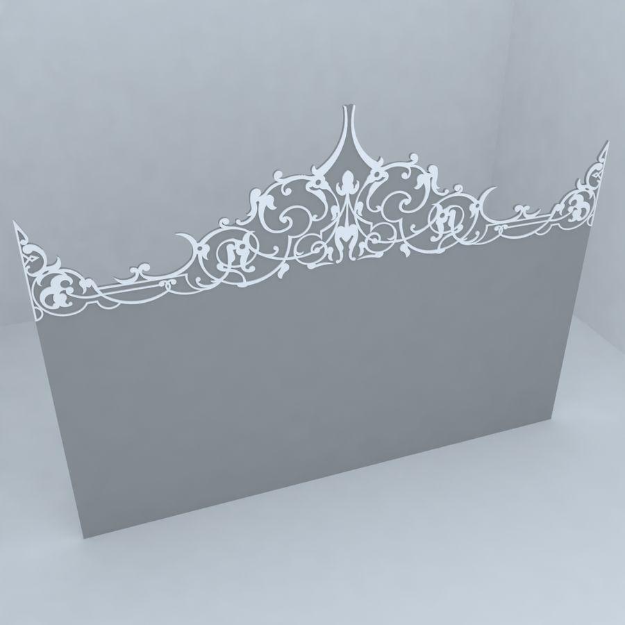 머리맡 1 royalty-free 3d model - Preview no. 2