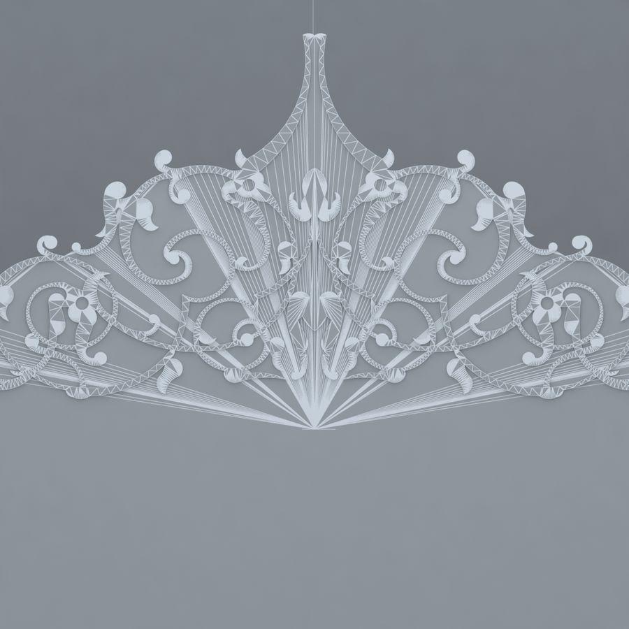 머리맡 1 royalty-free 3d model - Preview no. 8