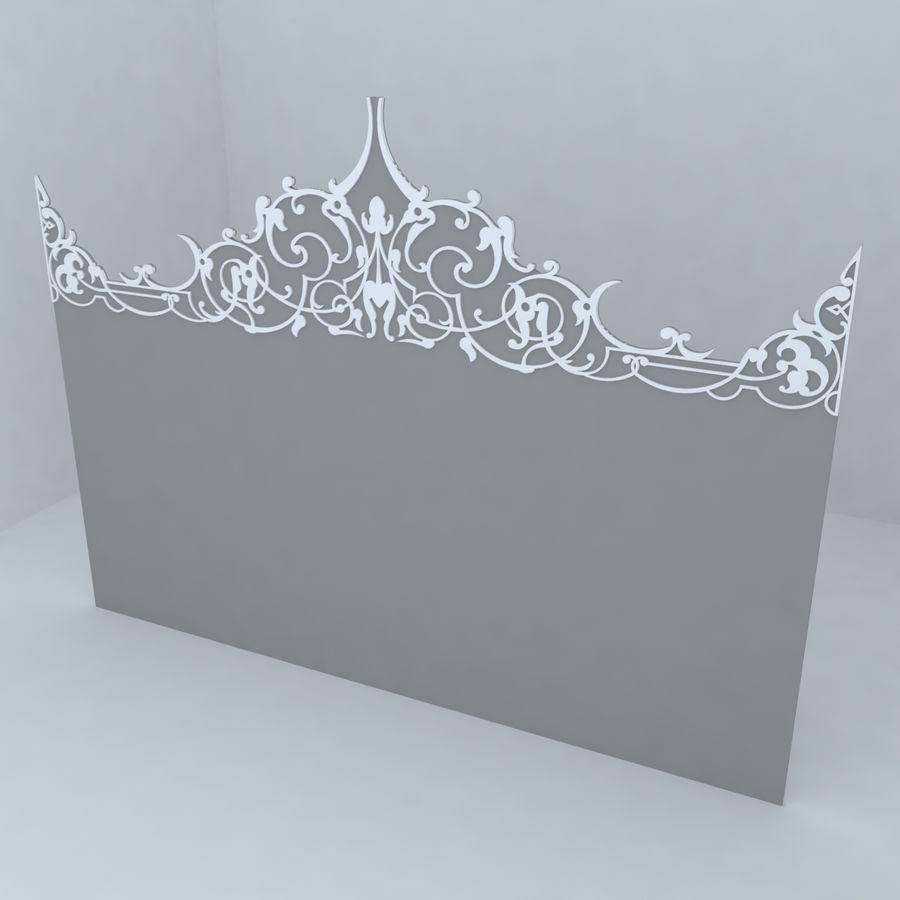 머리맡 1 royalty-free 3d model - Preview no. 3