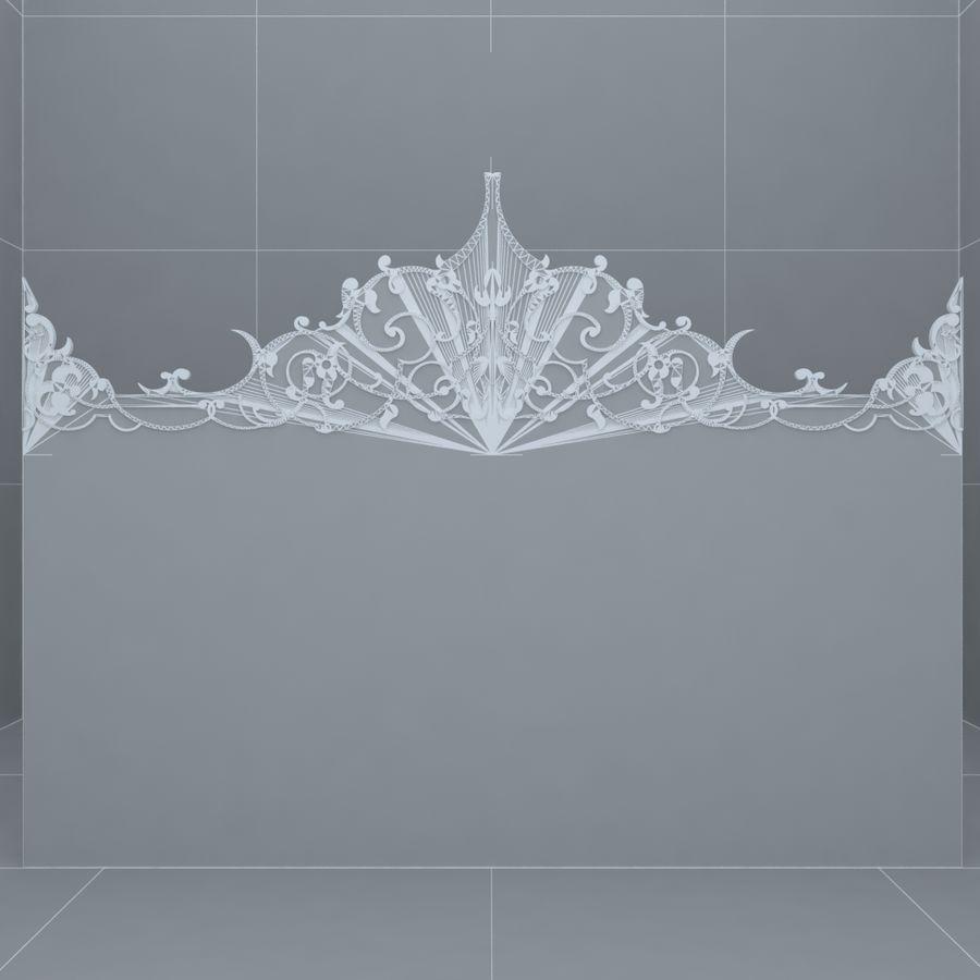 머리맡 1 royalty-free 3d model - Preview no. 5