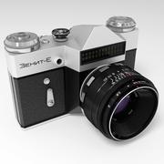 Fotocamera retrò 3d model