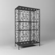 Kredens autorstwa Christophe Côme 3d model