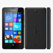 Microsoft Lumia 430 Dual SIM 3d model