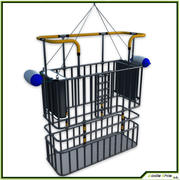 Cage Dive CG modelo 3d