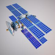 Satellit 3d model