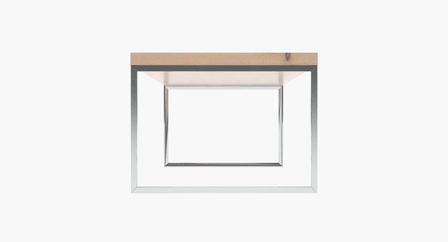 现代咖啡桌 royalty-free 3d model - Preview no. 6