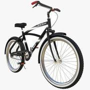 Стильный велосипед 3d model
