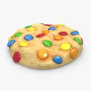 Keks (Süßigkeiten) 3d model