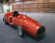 レトロなグランプリカー 3d model