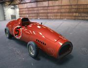Samochód retro Grand Prix 3d model