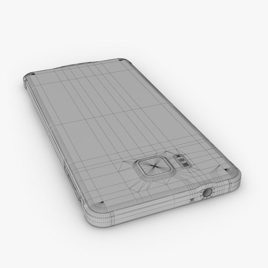 Samsung Galaxy Alpha royalty-free 3d model - Preview no. 10