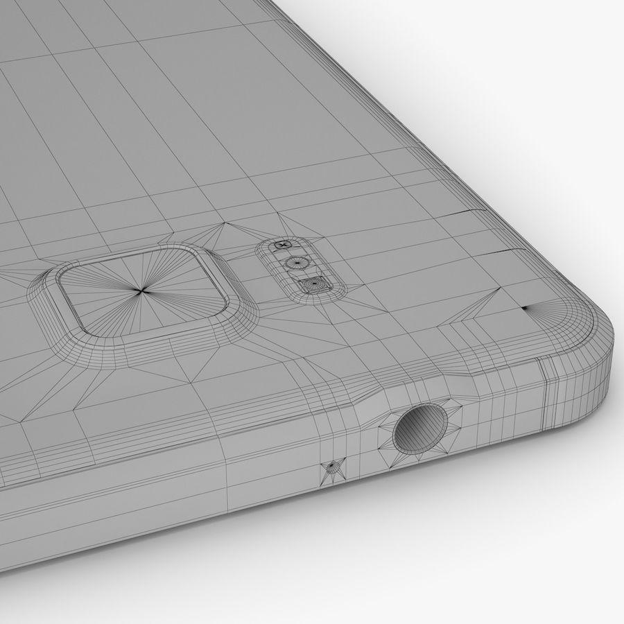 Samsung Galaxy Alpha royalty-free 3d model - Preview no. 12
