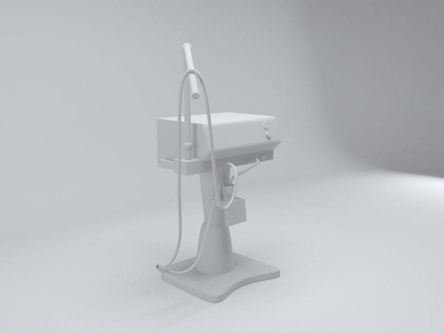 송풍기 royalty-free 3d model - Preview no. 2