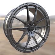 OZ Leggera wheel rim 3d model