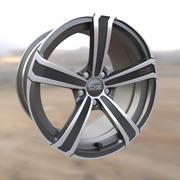 OZ Montecarlo HLT wheel rim 3d model