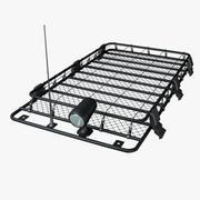 Roof Basket Racks 3d model