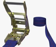 Ratchet strap 3d model