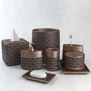 Аксессуары для ванной комнаты Islandia 3d model