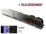 Klasa FD 3d model